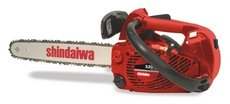 Top-Handle-Sägen: 			Shindaiwa - 320 Ts